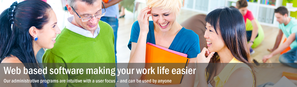Web based software making your work life easier
